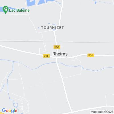 bed and breakfast Reims-la-Brûlée
