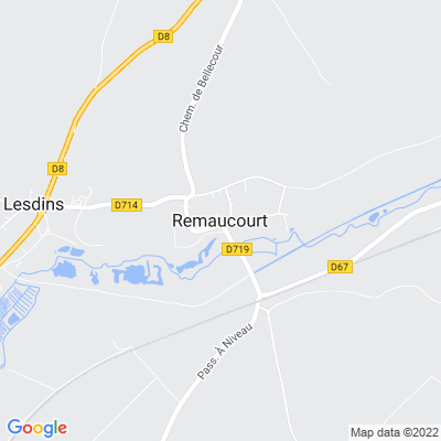 bed and breakfast Remaucourt