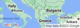 Resen map