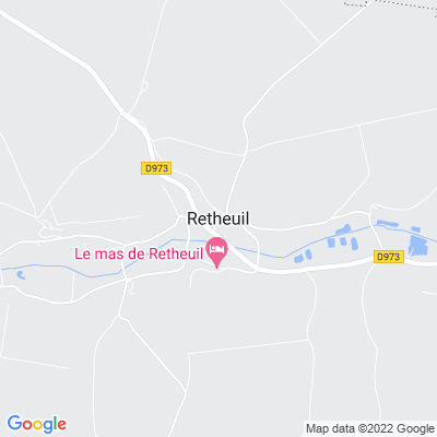 bed and breakfast Retheuil