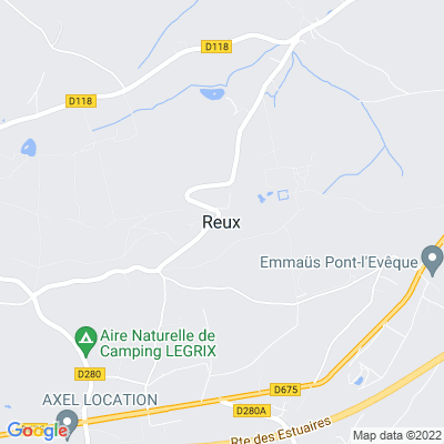 bed and breakfast Reux