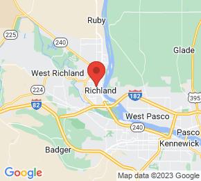 Job Map - Richland, Washington  US