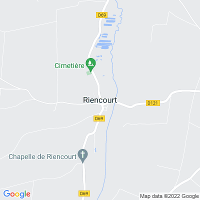 bed and breakfast Riencourt