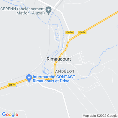 bed and breakfast Rimaucourt