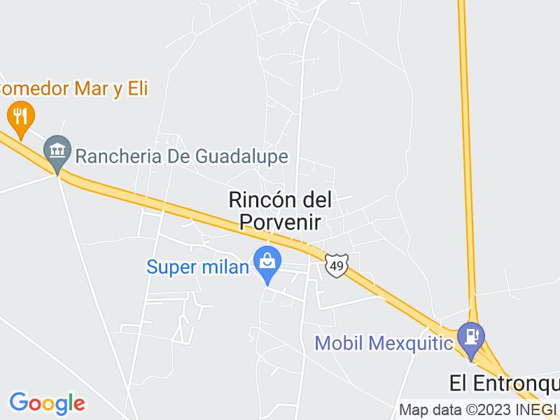 Rincón del Porvenir, San Luis Potosi