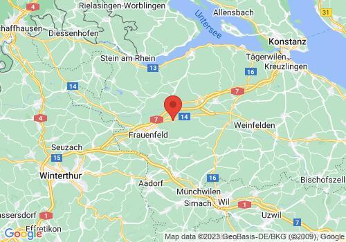 Localisation de Beat Lehner Obstbau / Baumschulen