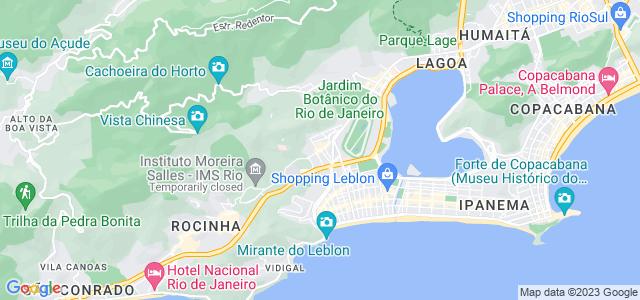 Rio de Janeiro, Gávea