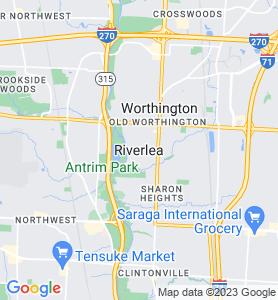 Riverlea OH Map