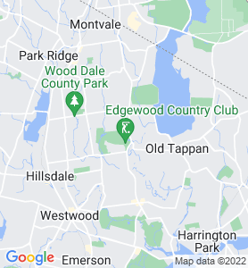 Rivervale NJ Map