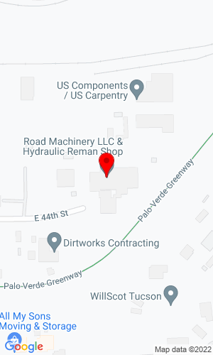 Google Map of Road Machinery & Supplies Co. 5633 Highway 13, Savage, MN, 55378