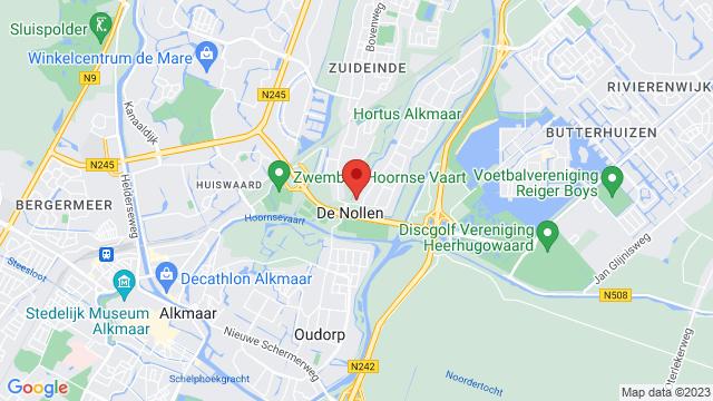 Mitsubishi+Alkmaar op Google Maps