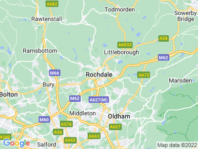 Personal injury solicitor in Rochdale