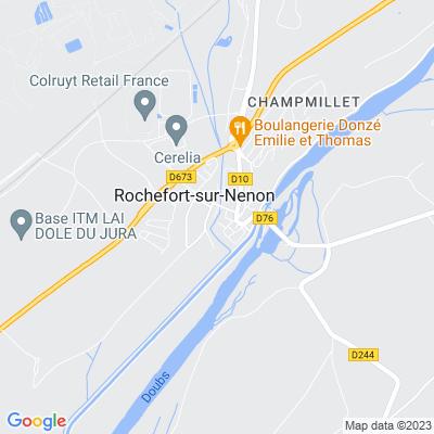 bed and breakfast Rochefort-sur-Nenon