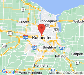 Job Map - Rochester, New York  US
