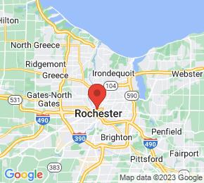 Job Map - Rochester, New York 14621 US