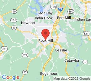 Job Map - Rock Hill, South Carolina  US