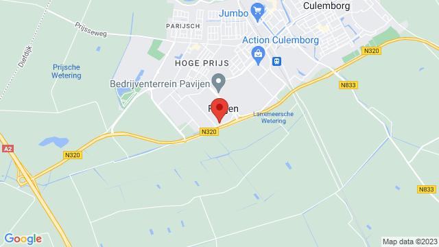 Mulders+Culemborg op Google Maps