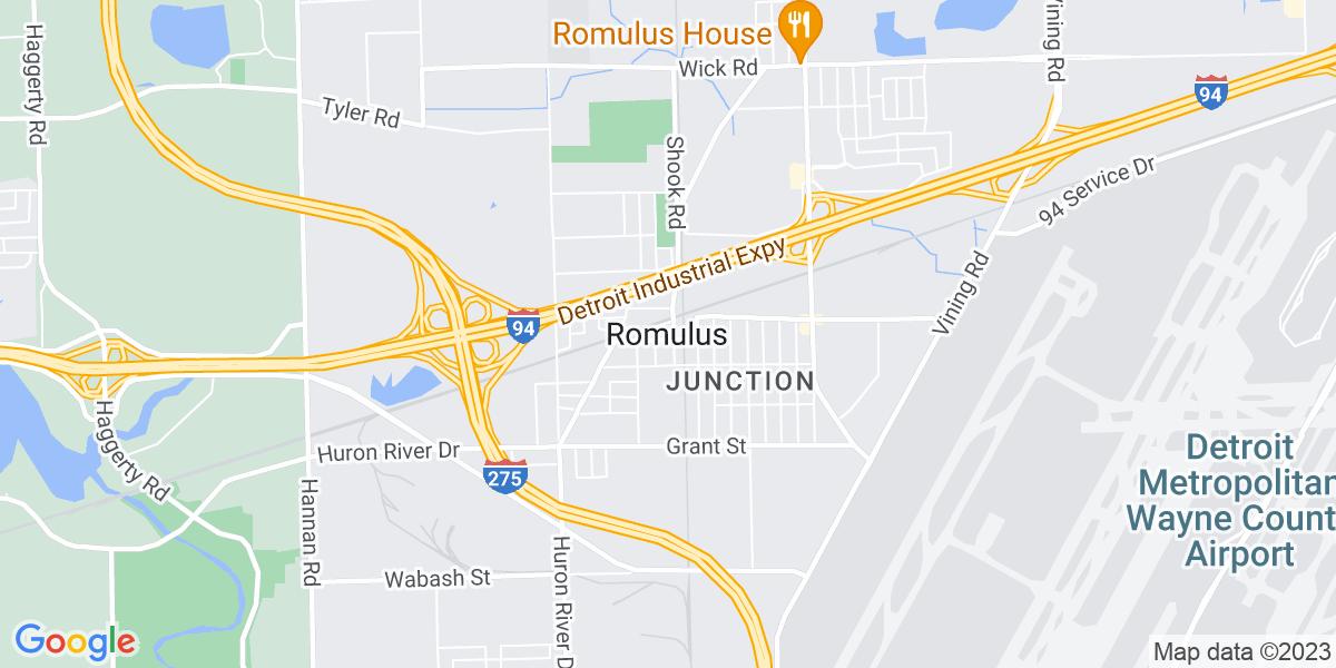 Romulus, MI