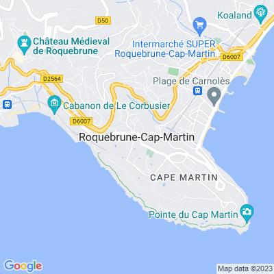 bed and breakfast Roquebrune