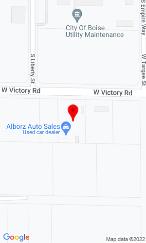 Google Map of Roquip 7150 W. Targee St., Boise, ID, 83709