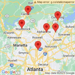 PNFM Map