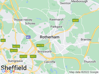 Personal Injury Solicitors in Rotherham