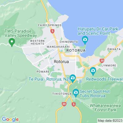 Rotorua | Locations | NGTC