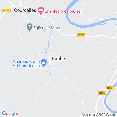 bed and breakfast Rouhe