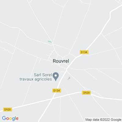 bed and breakfast Rouvrel