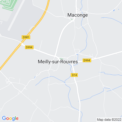 bed and breakfast Rouvres-sous-Meilly