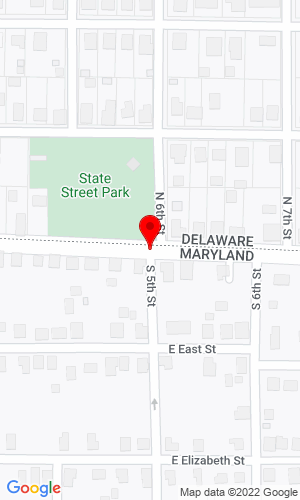 Google Map of Arnold Equipment Tool And Supply Inc Rte. 54 & Ac Expressway, Hammonton, NJ, 08037