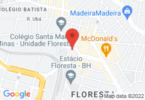 Rua Célio de Castro, 808, Colégio Batista, Belo Horizonte - MG, Brasil
