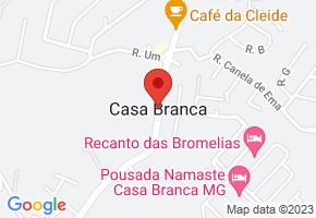 Rua Vinte e Quatro, 292, casa branca, Brumadinho - MG, Brasil