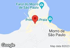 Rua da Biquinha, Antiga pousada Carambora ao lado da pousada Passarte, s/n, Centro, Morro de São Paulo - BA, Brasil