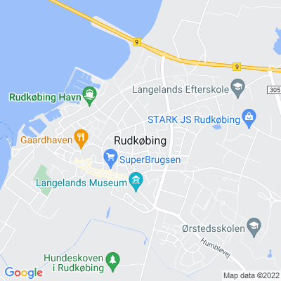 bed and breakfast Rudkøbing