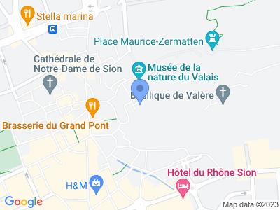 Rue du VIeux-Collège 22, 1950 Sion