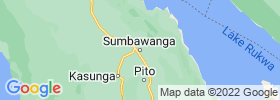 Sumbawanga map