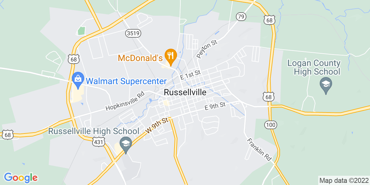 Russellville, KY