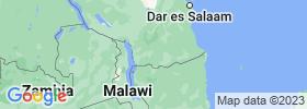 Ruvuma map