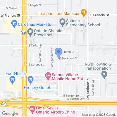 S Sultana Ave, Ontario, CA 91762, USA