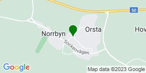Googlekarta �ver Söderala