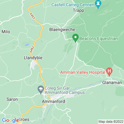 Glynhir Location
