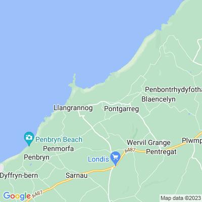 Pigeonsford Location
