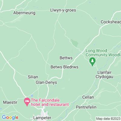 Derry Ormond Location