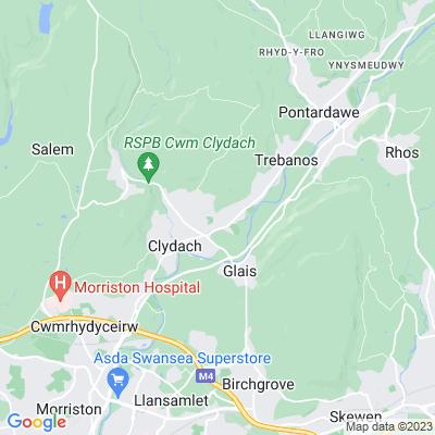 Manorowen Location