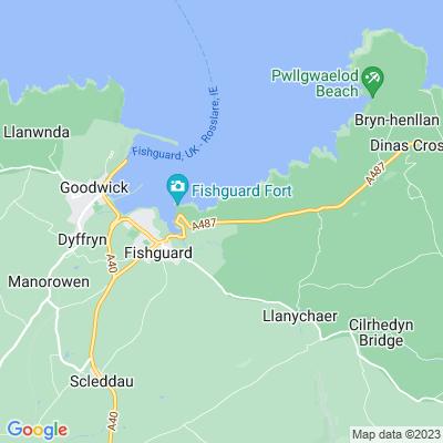 Plas Glyn-y-mel Location