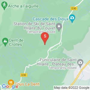 Carte Serrurier Saint-Hilaire