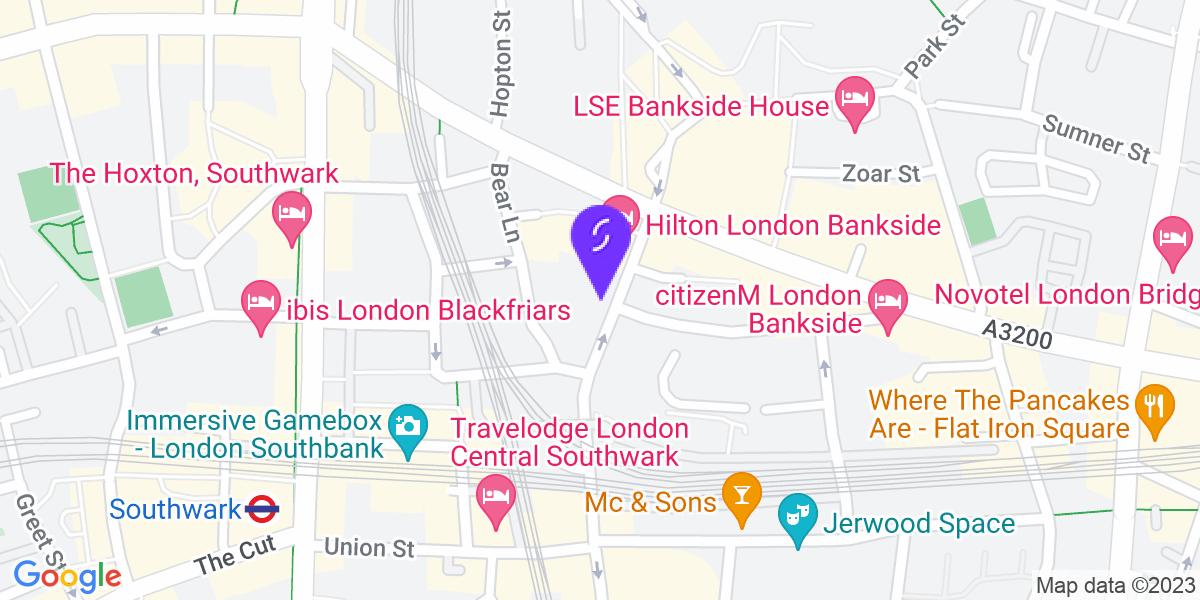 Google Map of SE1 0UG