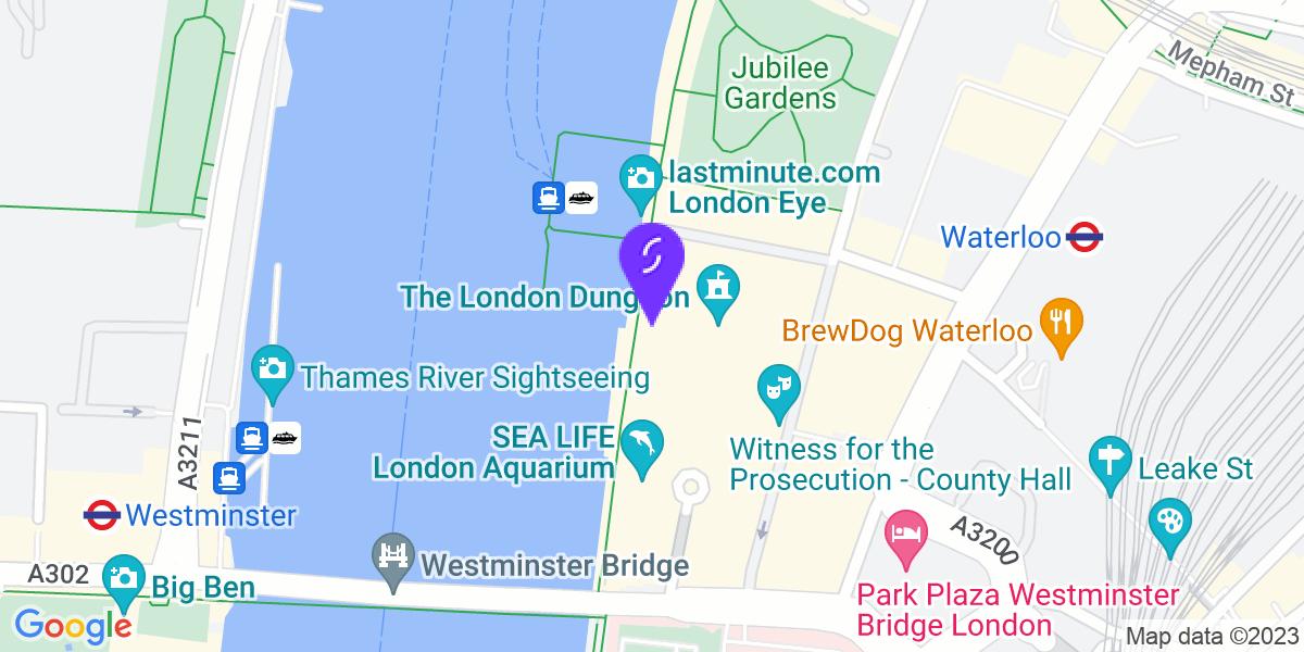 Google Map of SE1 7PB
