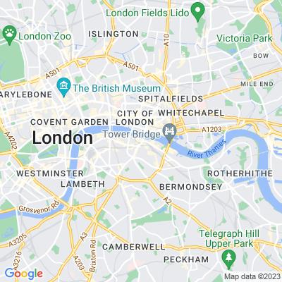 Southwark Cathedral Precinct Location